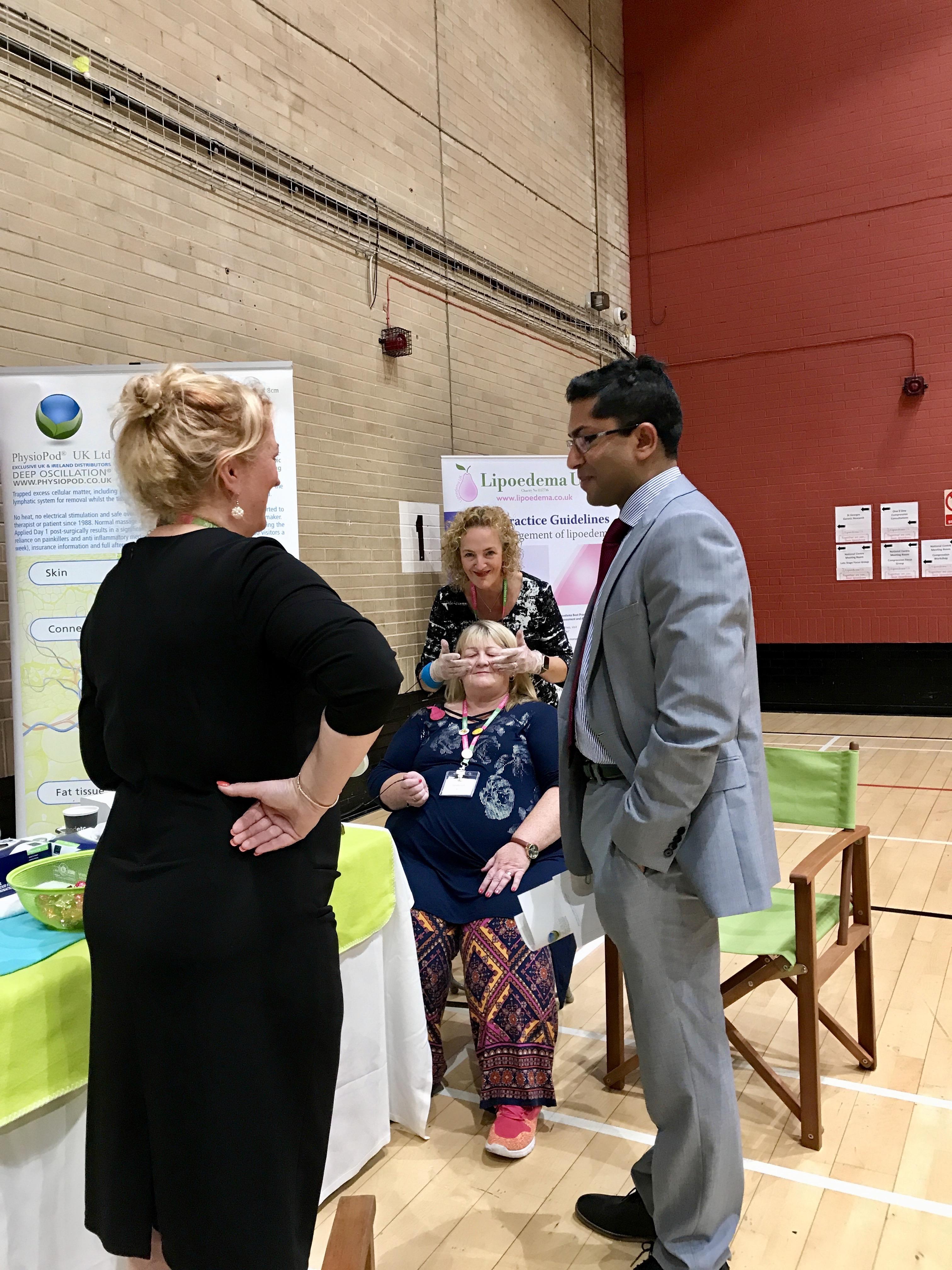 Lipoedema UK Conference and Workshop 2017 - Lipoedema UK