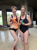 Aqua with Kate Forster