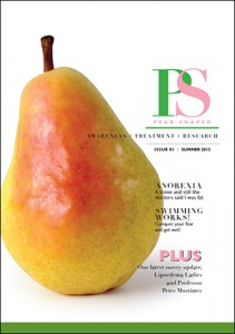 Pear Shaped Issue 1 Summer 2013