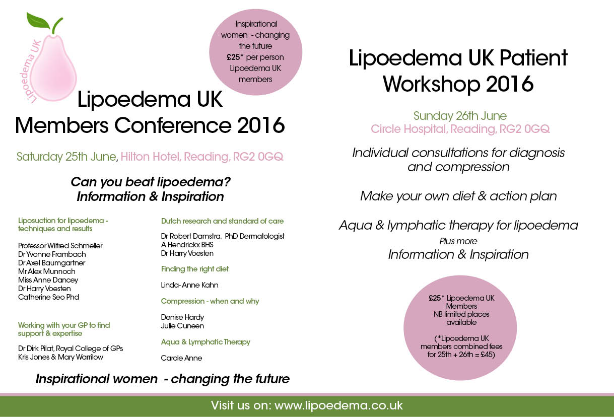 Lipodema UK Poster 2015DPS