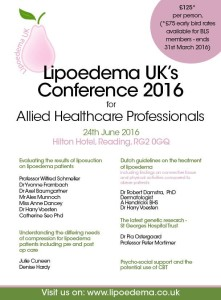 Lipoedema UK Conference HCP Poster