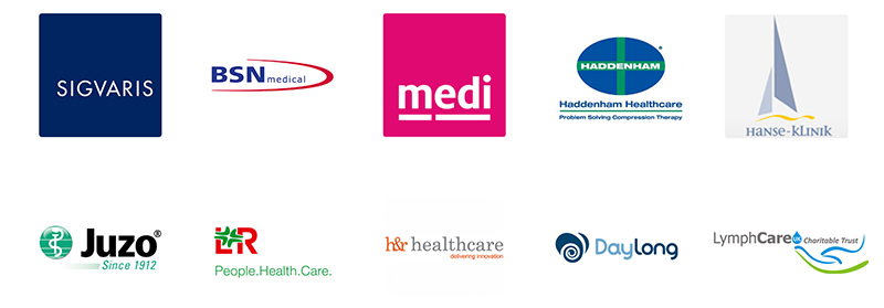 our sponsors of lipoedema uk