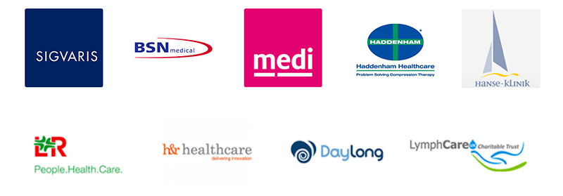 Our sponsors for Lipoedema UK